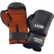 Перчатки боксерские Тренировочные Green Hill Lion 8,10,12,14,16 унций