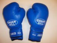 Перчатки боксерские Тренировочные Green Hill Abid 8,10,12,14,16 унций