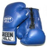 Перчатки боксерские Боевые Green Hill Ideal 10,12 унций