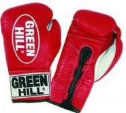 Перчатки боксерские Боевые Green Hill Dove 10,12 унций