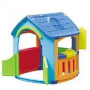"""Детский пластиковый домик """"Кухня-Мастерская"""" Marian Plast 665"""