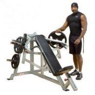 Силовой тренажер Body Solid LVIP Скамья для жима под углом