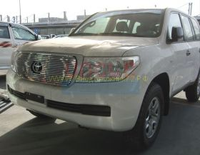 Решетка радиатора  (Тип 1) для Toyota Land Cruiser 200 2008-