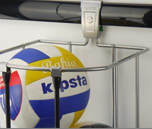 Корзина для мячей - GSH19