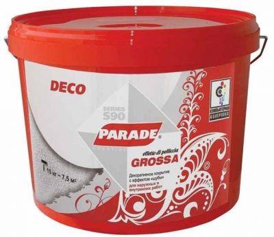 PARADE DECO GROSSA S90 Декоративная штукатурка (15 кг)