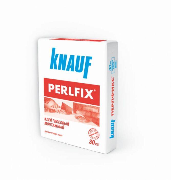 Кнауф Перлфикс- гипсовый монтажный клей (30 кг)