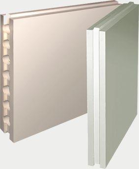 Пазогребневая плита ПГП Кнауф 667х500х100мм стандарт