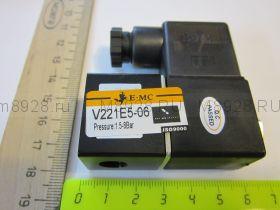 Электромагнитный распределитель V221E5-06