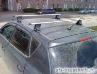 Багажник на крышу Kia Ceed, Атлант, аэродинамические дуги