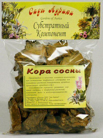"Субстрат ""Сады Аурики"" Кора сосны"