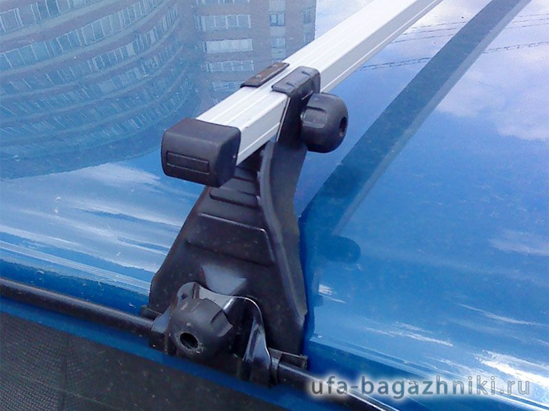 Багажник на крышу на ВАЗ 2101-07 (Атлант, Россия) - алюминиевые дуги