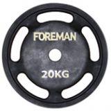 Диски Foreman Uop Уретановые (черные) Д-51-мм