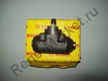 Цилиндр задний тормозной (Logan) Bosch 0986475837 аналог 7701044681, 6001547632