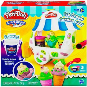 Набор игровой Вагончик мороженого, PLAY-DOH