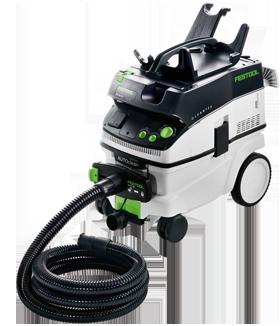 Пылеудаляющий аппарат CLEANTEX CTL 36 E AC-PLANEX