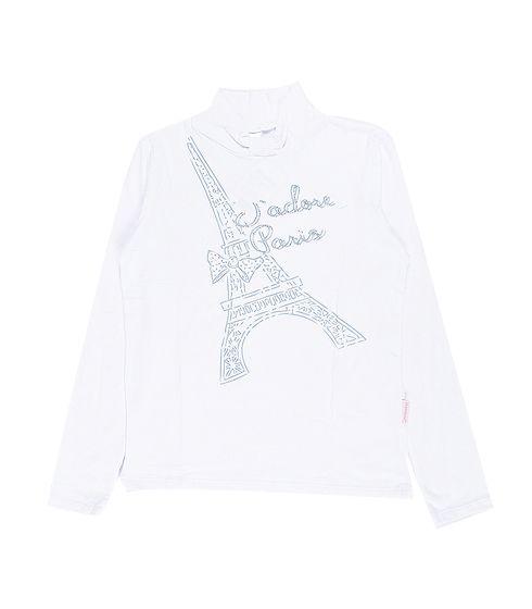 Блузка Париж, белая
