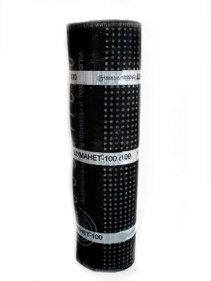 Шуманет 100 - рулонная шумоизоляция (15 м2)