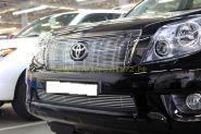 Решетка радиатора  (Тип 3) для Toyota Land Cruiser Prado 150 2010