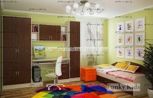 Детская комната Фанки Кидз №8