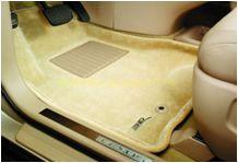 """Ковры в салон 3D """"Черные.Серые.Бежевые"""" для Toyota Land Cruiser Prado 150"""