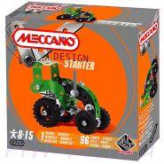 Meccano. Design. Набор «Трактор», 1 модель