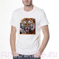 Футболка с тигром арт.4