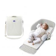 Детская переносная кроватка и сумка (2 в 1)