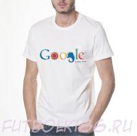 Футболка с гуглом арт.1