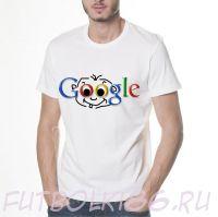 Футболка с гуглом арт.3