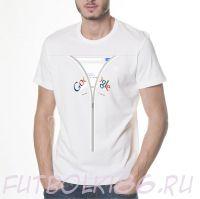 Футболка с гуглом арт.5