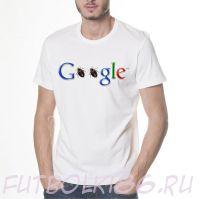 Футболка с гуглом арт.8