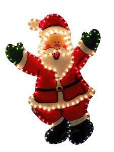 "Фигура ""Дед Мороз"" (80х60 см.)"