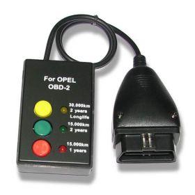 Opel Air Bag resetter