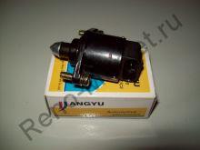 Датчик (клапан) холостого хода (Logan 1.4 8V) ANGYU D5177 аналог 7701042784