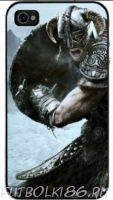 Чехол для смартфона с рисунком Игры арт.016