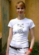 футболка Лапочка