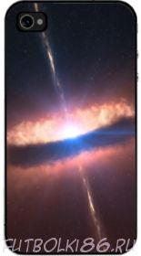 Чехол для смартфона с рисунком Космос арт.03