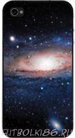Чехол для смартфона с рисунком Космос арт.05
