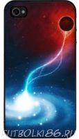 Чехол для смартфона с рисунком Космос арт.07