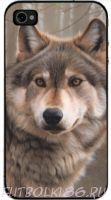 Чехол для смартфона с рисунком Животные арт.04