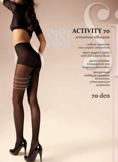 колготки SISI Activity 70
