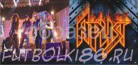 Кружка с изображением Рок-музыкантов. арт.102