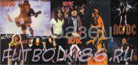Кружка с изображением Рок-музыкантов. арт.133