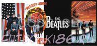 Кружка с изображением Рок-музыкантов. арт.401