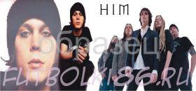 Кружка с изображением Рок-музыкантов. арт.438