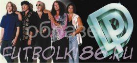 Кружка с изображением Рок-музыкантов. арт.475