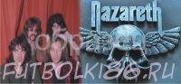 Кружка с изображением Рок-музыкантов. арт.483