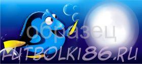 Кружка для детей. арт.i024