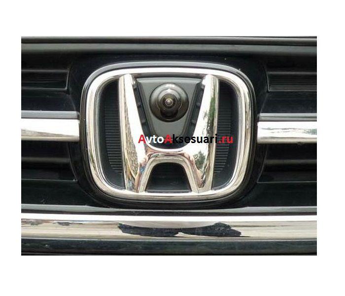 Камера переднего вида для Honda