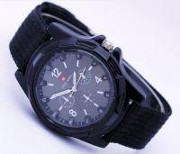 черные армейские часы
